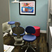 Angelica Rohner Pediatric Dentistry exam room
