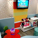 Birmingham pediatric dentistry waiting room